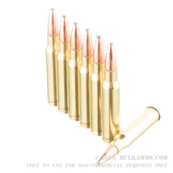 20 Rounds of .308 Win Ammo by Federal Fusion - 150gr Bonded SP