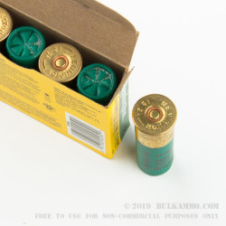 "5 Rounds of 12ga Ammo by Remington - 3"" 000 Buck"