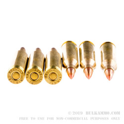 20 Rounds of .243 Win Ammo by Hornady Custom Lite - 87gr SST