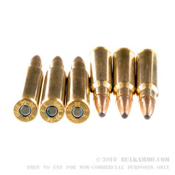 20 Rounds of 30-06 Springfield Ammo by Federal - 150gr SP