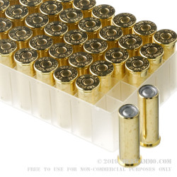 1000 Rounds of .38 Spl Ammo by Fiocchi - 148gr Lead Wadcutter