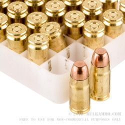 1000 Rounds of .357 SIG Ammo by Speer - 125gr TMJ
