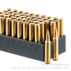 50 Rounds of .223 Ammo by Black Hills Ammunition - 40gr V-Max