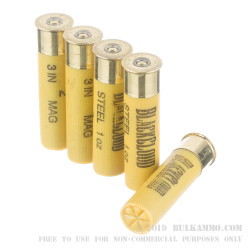 """25 Rounds of 20ga 3"""" Ammo by Federal BlackCloud - 1 ounce #2 Shot"""