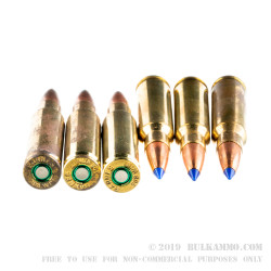 20 Rounds of .308 Win Ammo by Barnes - 150gr TTSX