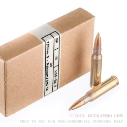 960 Rounds of .308 Win Ammo by Hirtenberger - 146gr FMJ