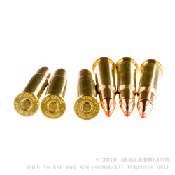20 Rounds of 30-30 Win Ammo by Hornady - 140gr Polymer Tipped