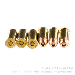 20 Rounds of .480 Ruger Ammo by Hornady - 325gr JHP