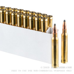 20 Rounds of .300 Win Mag Ammo by Prvi Partizan - 180gr SP