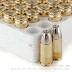 50 Rounds of 9mm Ammo by Winchester Silvertip - 115gr JHP
