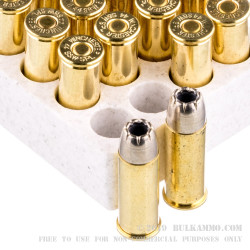 20 Rounds of .44 S&W Spl Ammo by Winchester - 200gr JHP