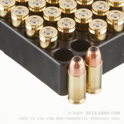50 Rounds of 9mm Ammo by Remington UMC - 115gr JHP