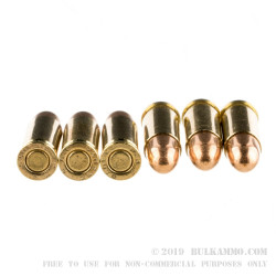50 Rounds of .25 ACP Ammo by PMC - 50gr FMJ