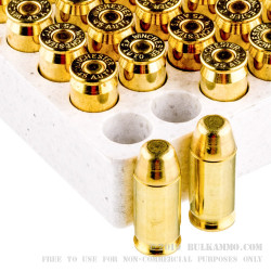 50 Rounds of .45 ACP Ammo by Winchester - 185gr FMJ