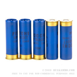 25 Rounds of 16ga Ammo by Fiocchi -  #8 shot