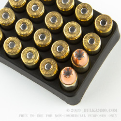 20 Rounds of 9mm Ammo by Ted Nugent Ammo - 115gr UHP