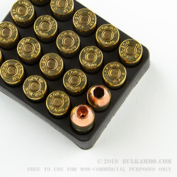20 Rounds of .45 ACP Ammo by Corbon - 160gr DPX