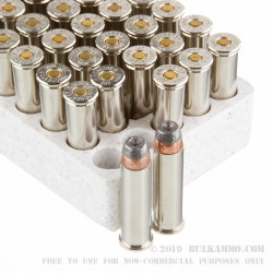 50 Rounds of .357 Mag Ammo by Winchester Super-X - 158gr JHP