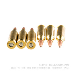 200 Rounds of .243 Win Ammo by Federal - 95gr Fusion