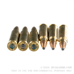 200 Rounds of 30-06 Springfield Ammo by Federal - 180gr SP