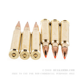20 Rounds of .338 Win Mag Ammo by Hornady Superformance - 200gr SST Polymer Tipped