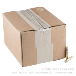 500 Rounds of 7.62x51mm Ammo by Lake City - 149gr FMJ