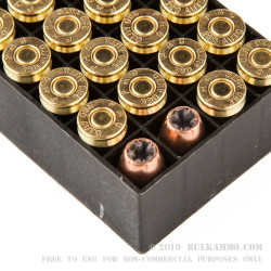 1000 Rounds of .380 ACP Ammo by PMC - 95gr JHP