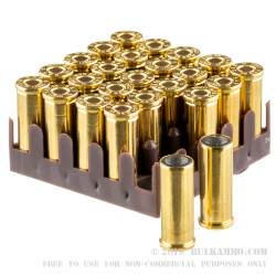 50 Rounds of .32S&W Long Ammo by Sellier & Bellot - 100gr Lead Wadcutter