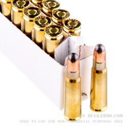 20 Rounds of 7.62x39mm Ammo by Prvi Partizan - 123gr SP