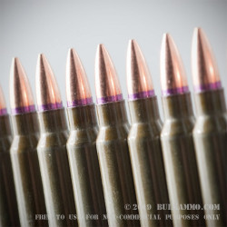 1000 Rounds of .223 Ammo by unspecified - 56gr FMJBT