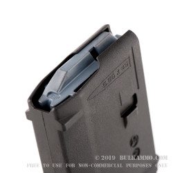 Magpul 30rd AR15 Magazine - 5.56/.223 - Black - Gen M3 PMAG with Window