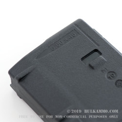 Magpul 30rd AR15 Magazine - 5.56/.223 - Black - Gen M2 MOE PMAG with Window