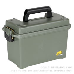 1 New - Plano Ammo Can - 50 Cal Plastic Ammo Box - OD Green