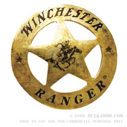 5 Rounds of 12ga Ammo by Winchester Ranger - 00 Buck 9 Pellets Low Recoil