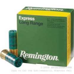25 Rounds of .410 Ammo by Remington Express -  #7 1/2 shot