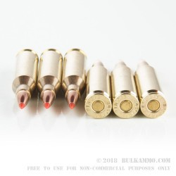 20 Rounds of .243 Win Ammo by Hornady - 80gr GMX