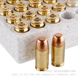 200 Rounds of .380 ACP Ammo by Winchester USA - 95gr FMJ