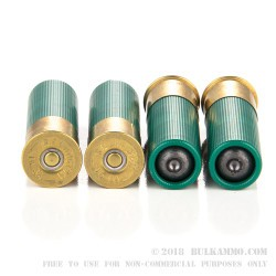 5 Rounds of 16ga Ammo by Remington - 4/5 ounce  HP Rifled Slug