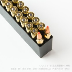 200 Rounds of .308 Win Ammo by Hornady Superformance - 150gr SST