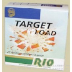 250 Rounds of 12ga Ammo by Rio - 1 ounce #9 shot