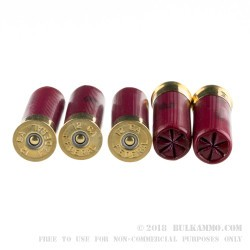 5 Rounds of 12ga Ammo by Federal Personal Defense with FliteControl Wad-  00 Buck