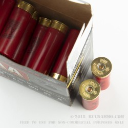 25 Rounds of 12ga Ammo by Winchester - 7/8 ounce #8 shot
