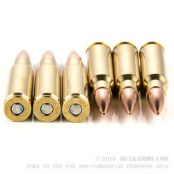 20 Rounds of .308 Win Ammo by Federal Sierra Match King- 175gr HPBT