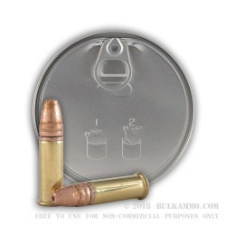 325 Rounds of .22 LR Ammo by Federal - 36gr CPHP