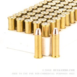 50 Rounds of .38 Spl Ammo by Armscor - 125gr FMJ