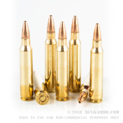 20 Rounds of .223 Ammo by Winchester Power Max Bonded  - 64gr PHP