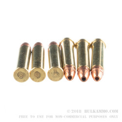 200 Rounds of .22 WMR Ammo by CCI - 40gr JHP