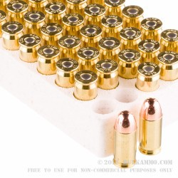 1000 Rounds of .45 ACP Ammo by Armscor USA - 230gr FMJ