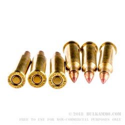 25 Rounds of .17 Hornet Ammo by Hornady - 15.5gr NTX Polymer Tip