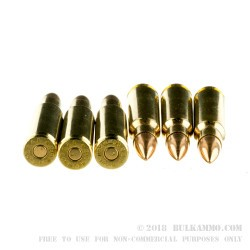 1000 Rounds of 6.8 SPC Ammo by Sellier & Bellot - 110gr FMJ